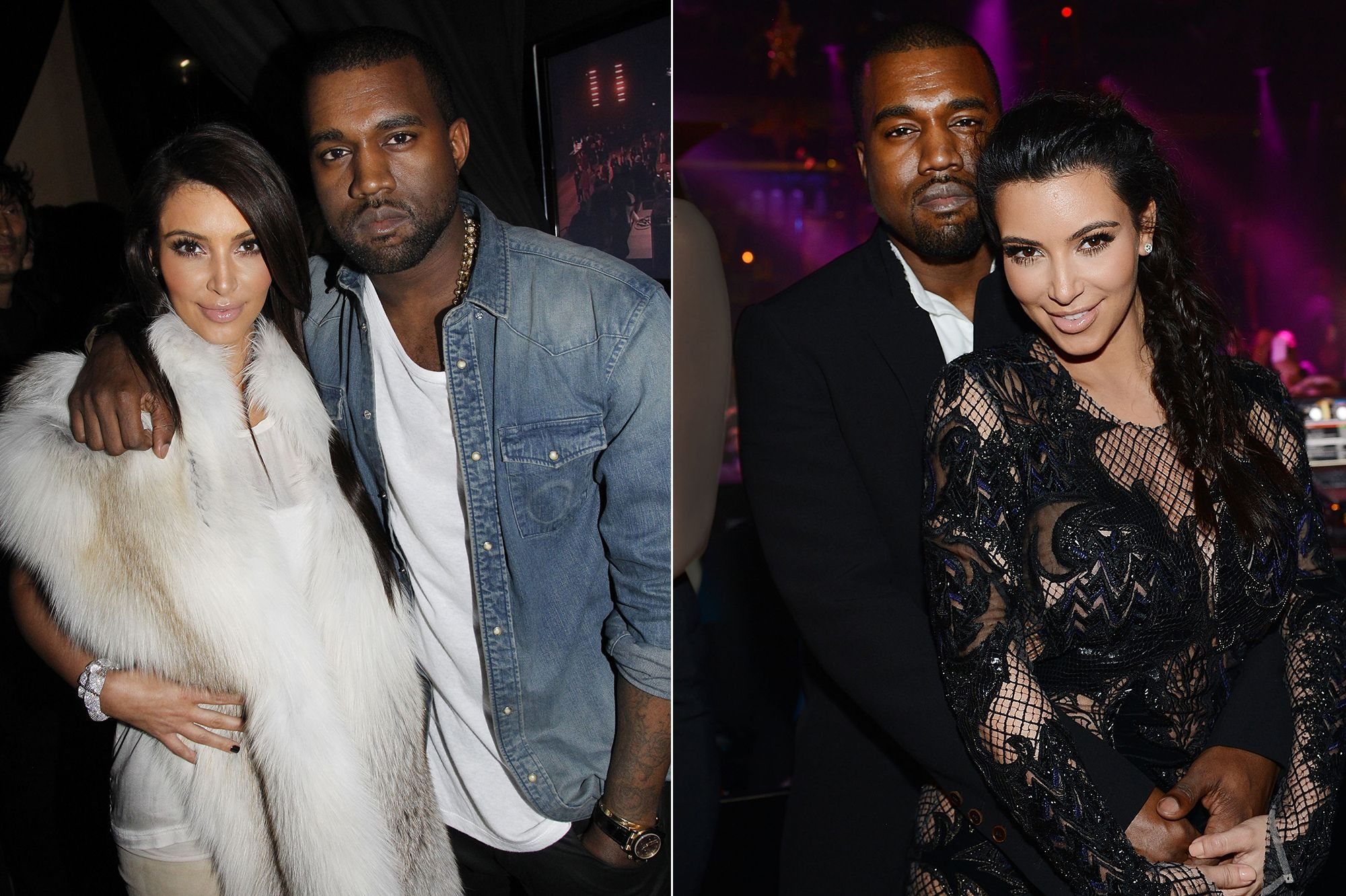 kanye west et kim kardashian rencontre