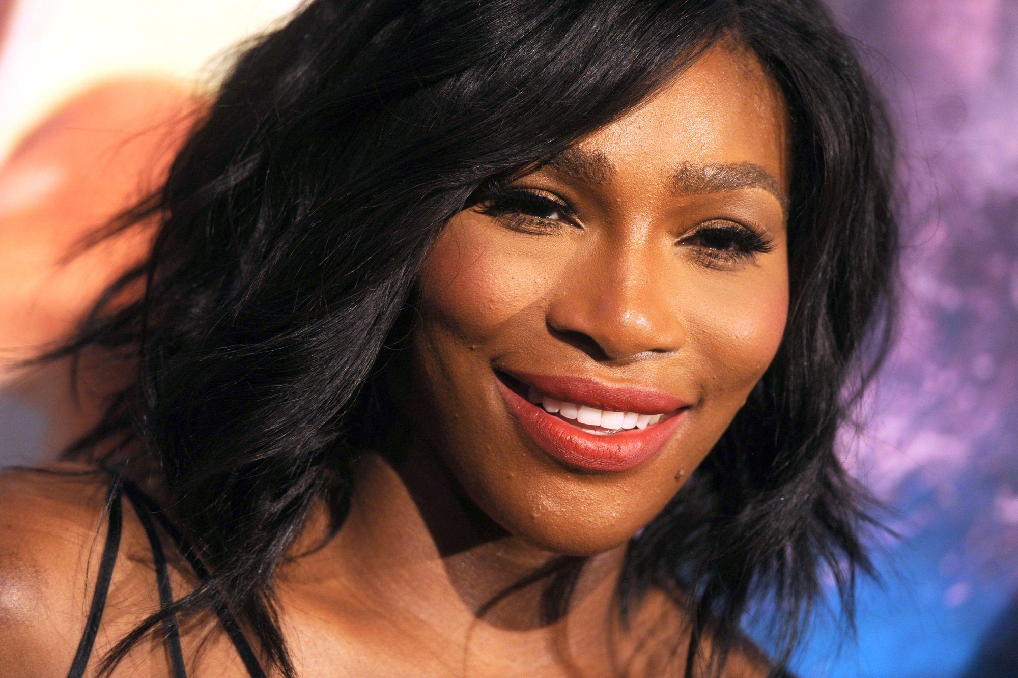 La reine du tennis La star sexy de la semaine : Serena Williams