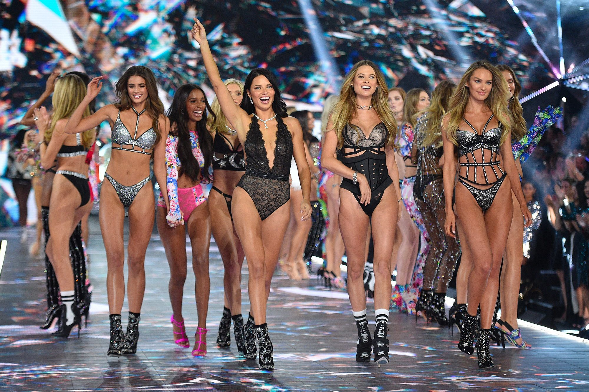 727601bc4d736 Victoria's Secret Fashion Show 2018 : le défilé en photos
