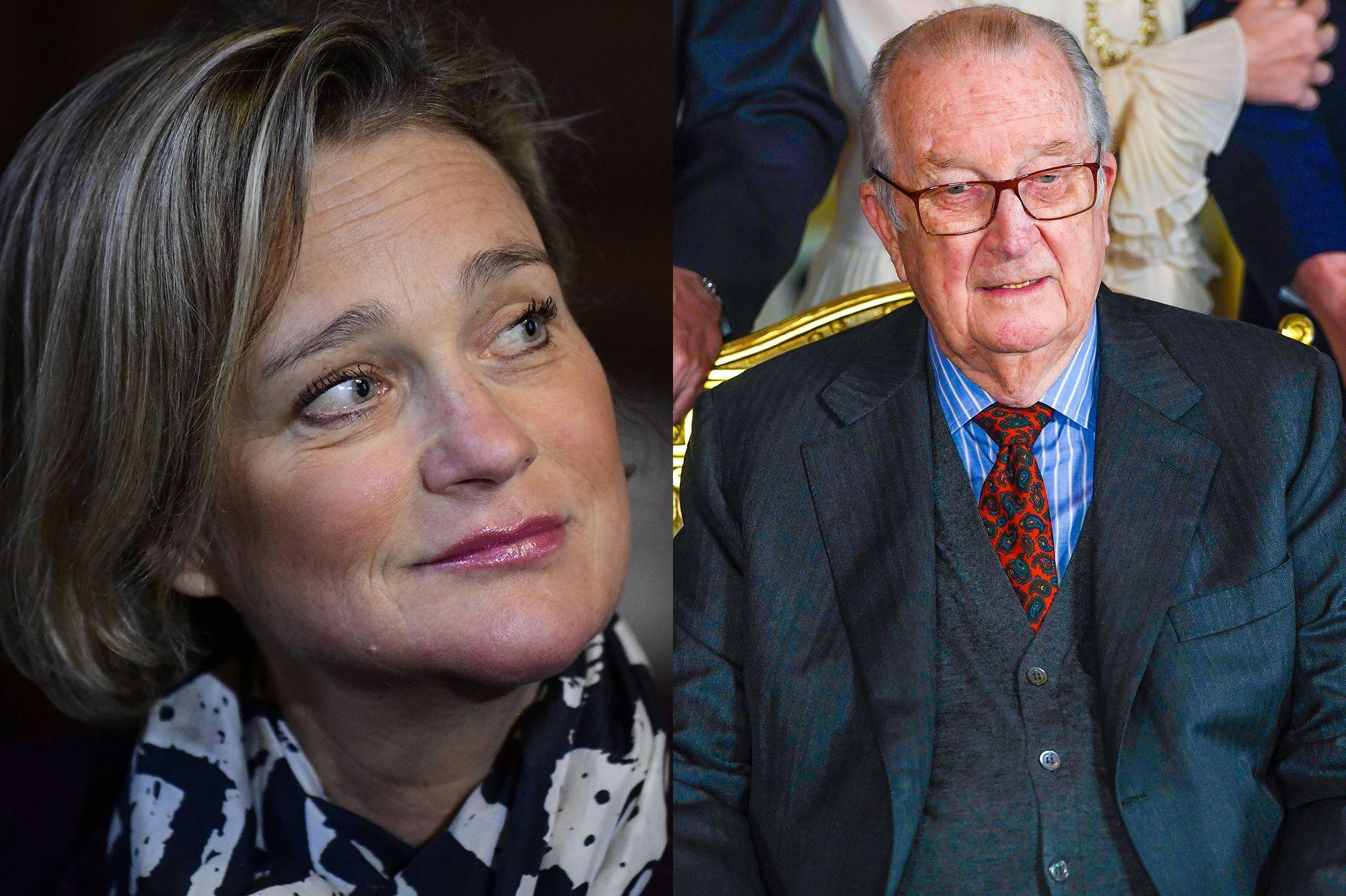 L'ex-roi des Belges Albert II est bien le père de Delphine Boël