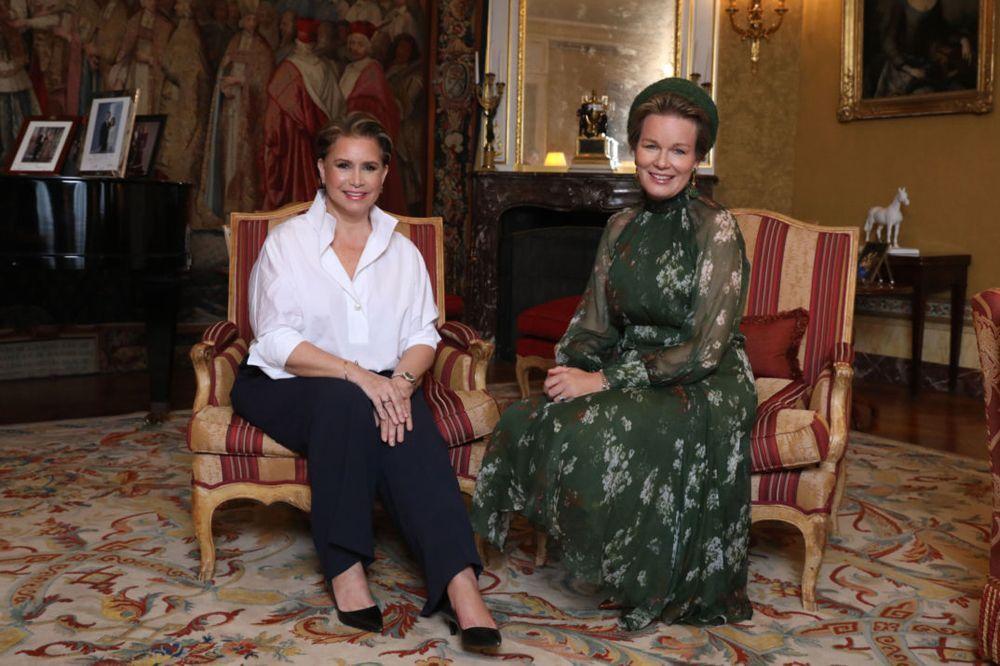 Maria Teresa, la Grande-Duchesse de Luxembourg ouvre son coeur comme jamais