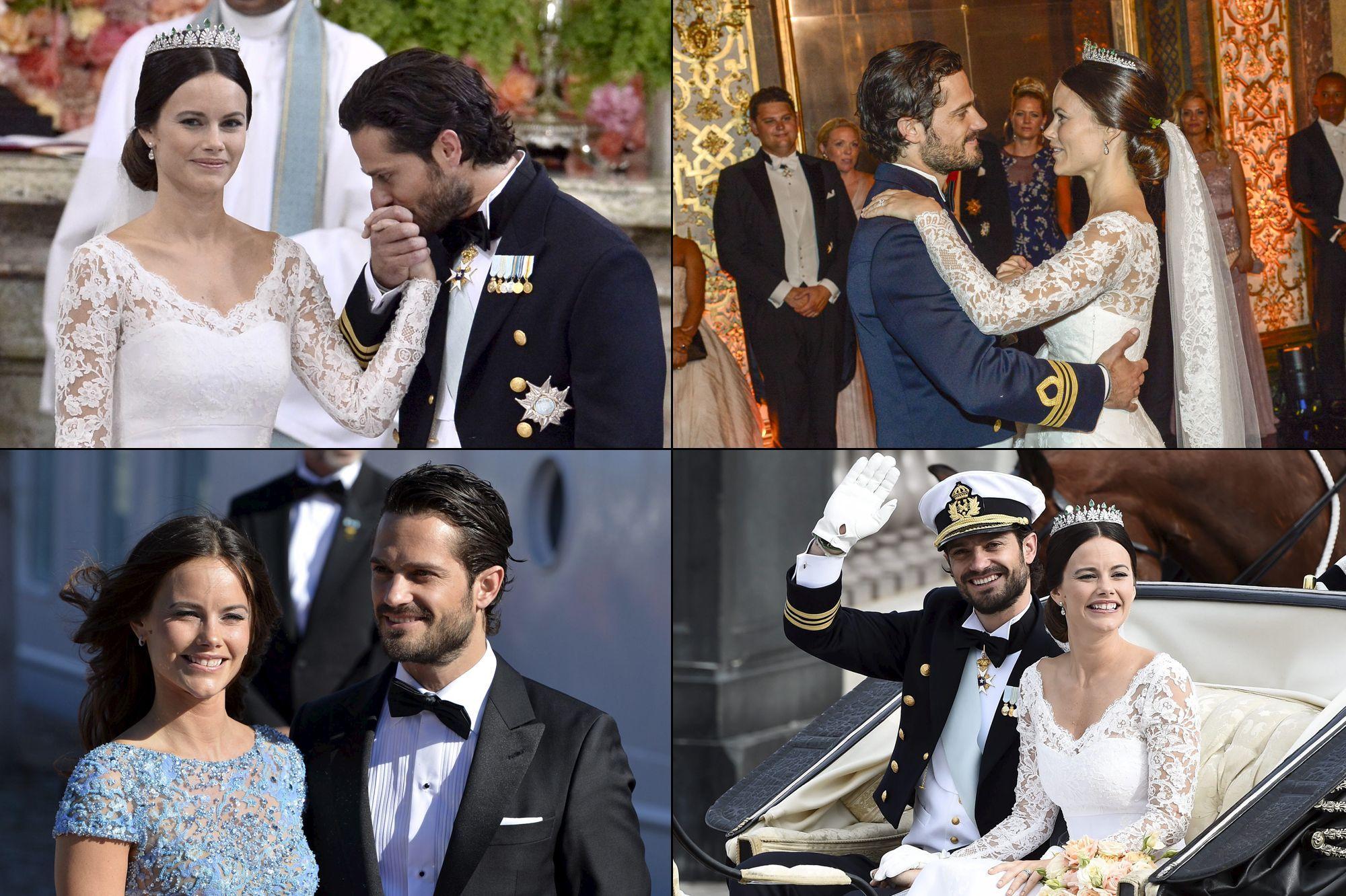 cinq vidos le film du mariage de carl philip de sude et sofia - Les Films De Mariage