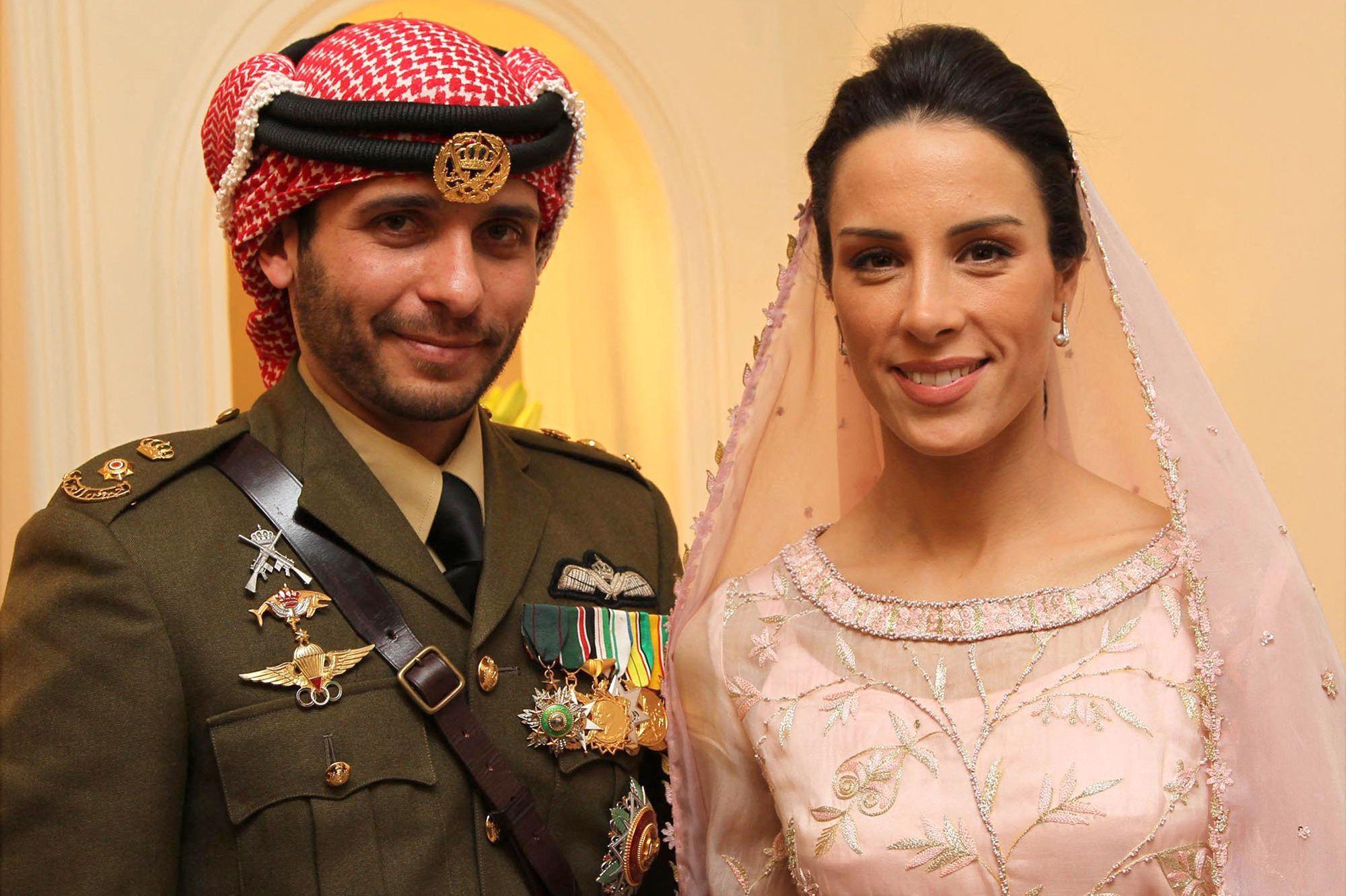 Le prince Hamzah papa pour la 6e fois et cette fois c'est un garçon