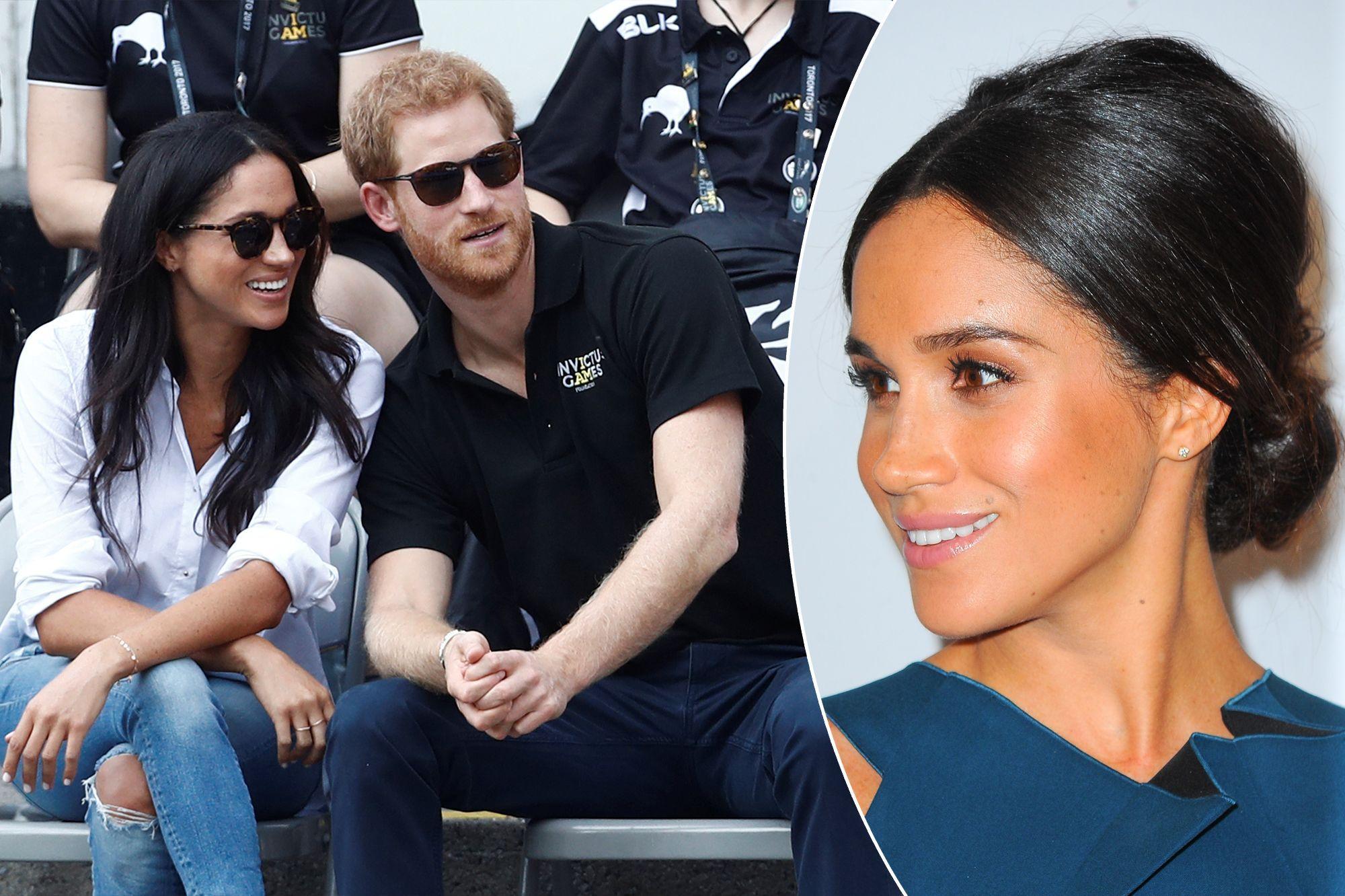Meghan Markle et le prince Harry révèlent comment ils se sont rencontrés