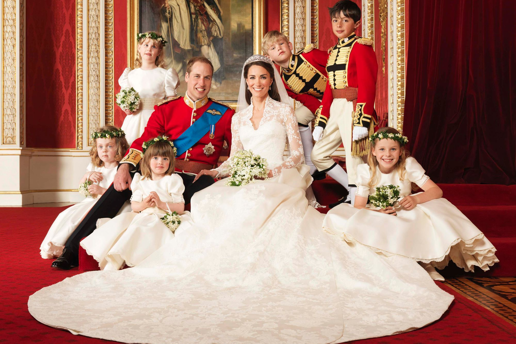 Royal Style - La robe de mariée H\u0026M