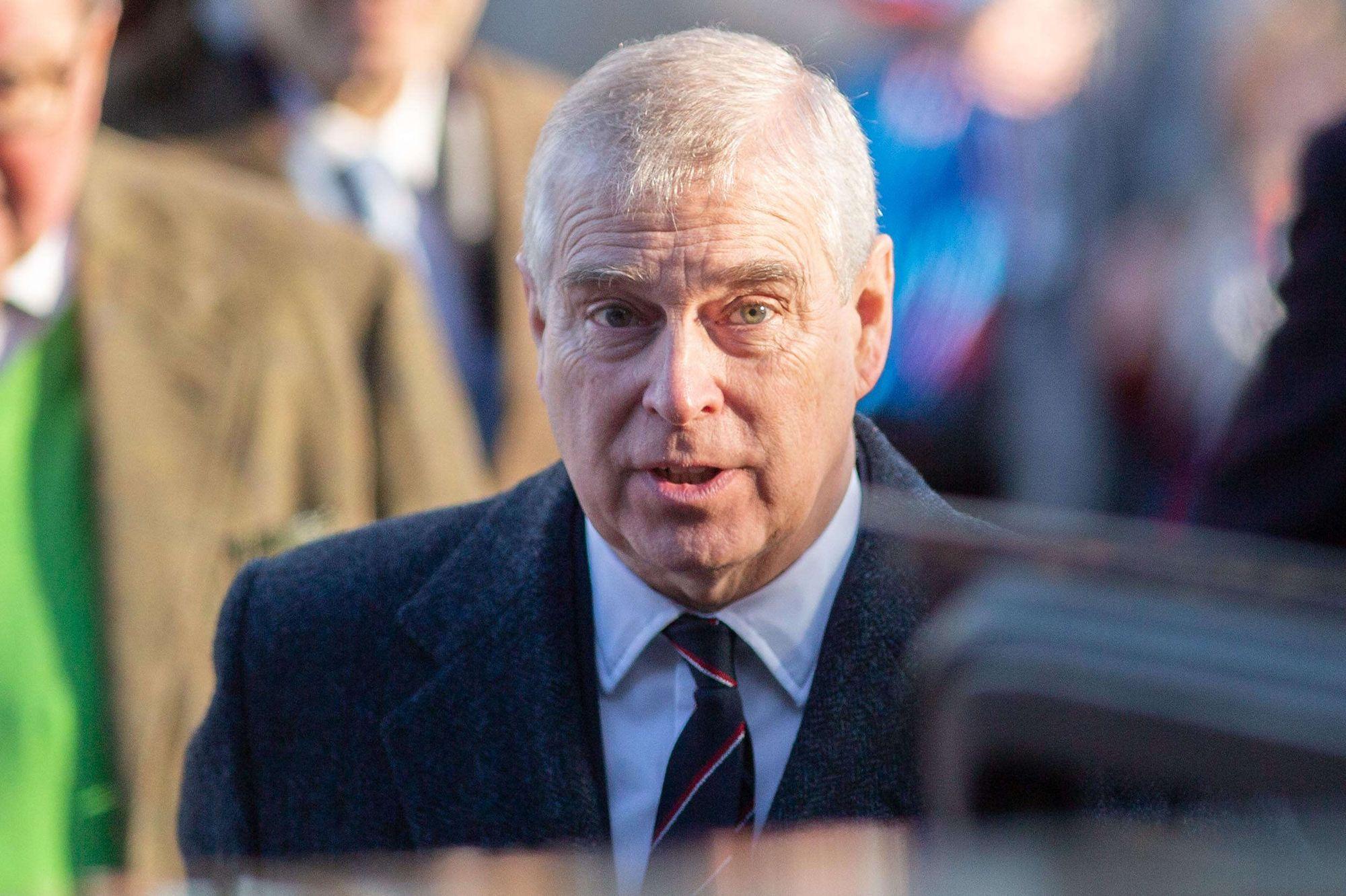 Le prince Andrew rappelé à l'ordre dans l'affaire Epstein