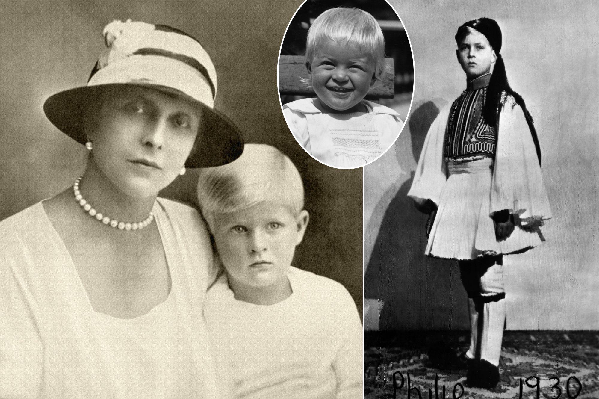 Le Prince Philip A 99 Ans Retour Sur Ses Jeunes Années En Photos
