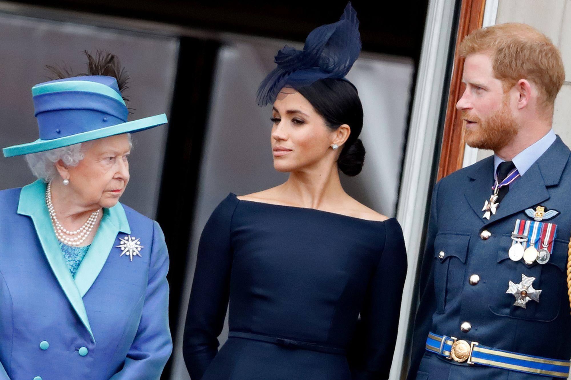 Pourquoi la reine a-t-elle laissé la maison de Windsor à Meghan et Harry ?