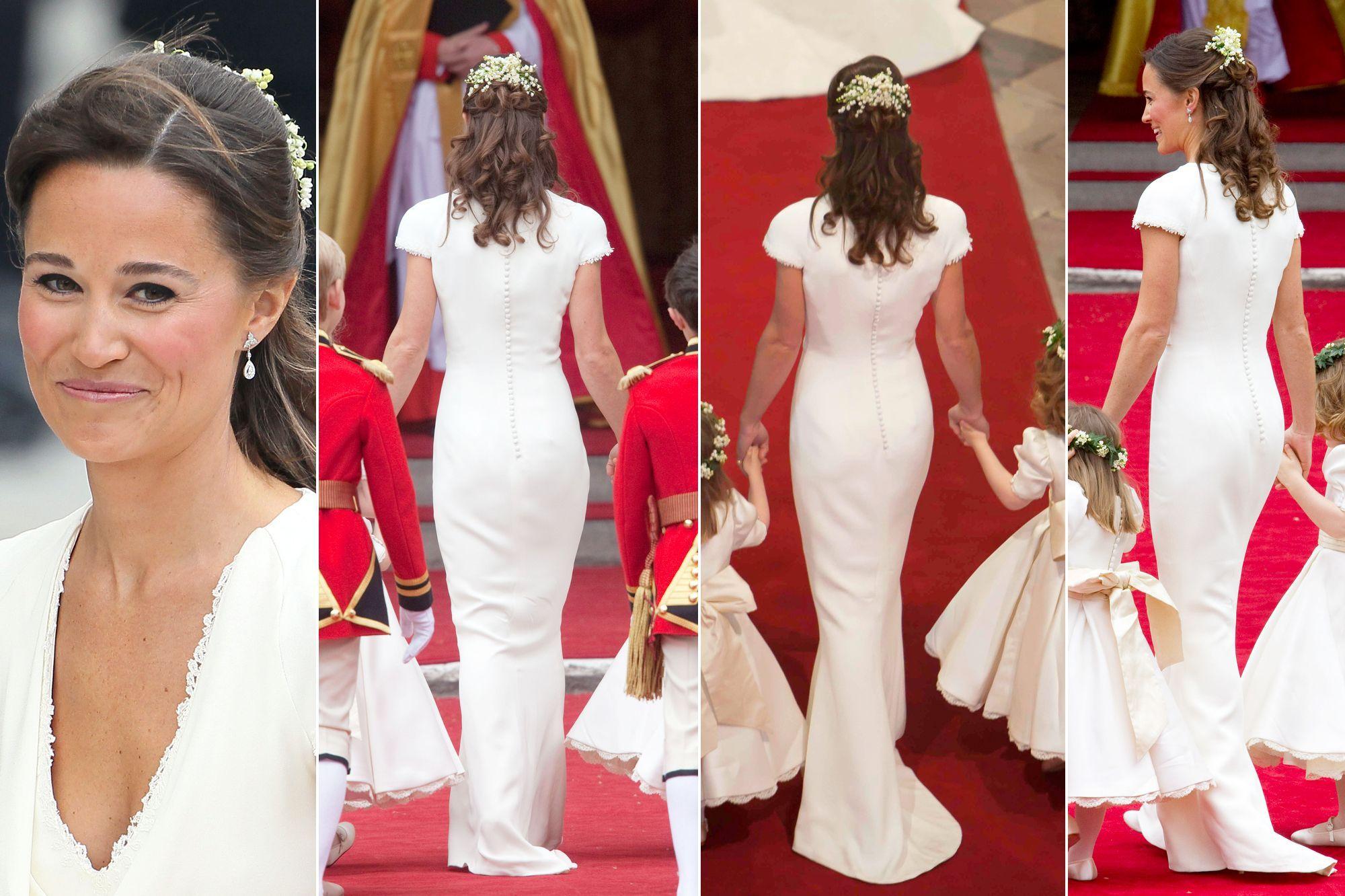 Le jour où Pippa Middleton a fait tourner les têtes du monde