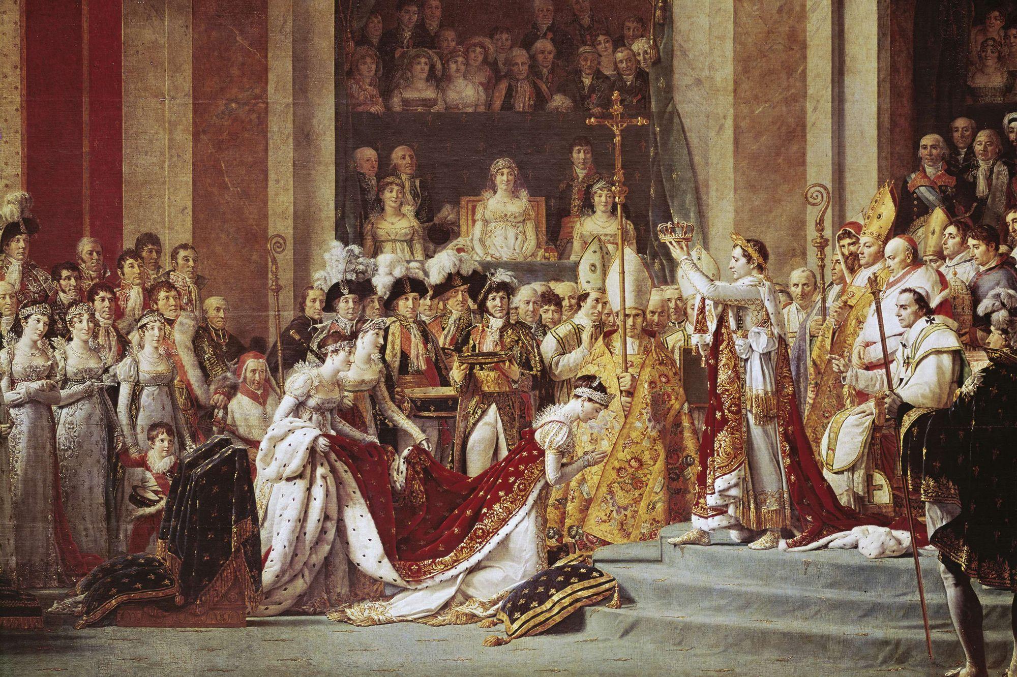 Secrets d'Histoire sur France 2 - La passion de Napoléon pour Joséphine,  pas du goût de Letizia