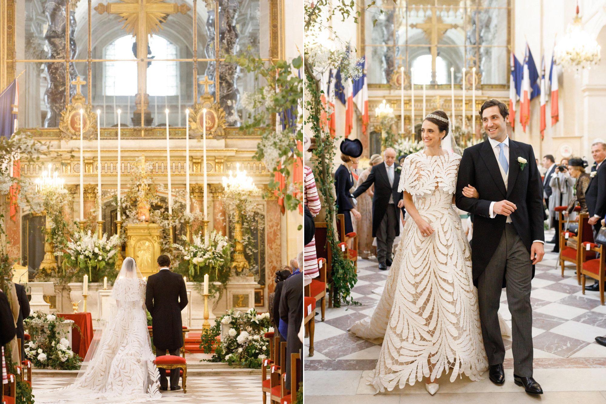 Mariage de Jean-Christophe Napoléon : \