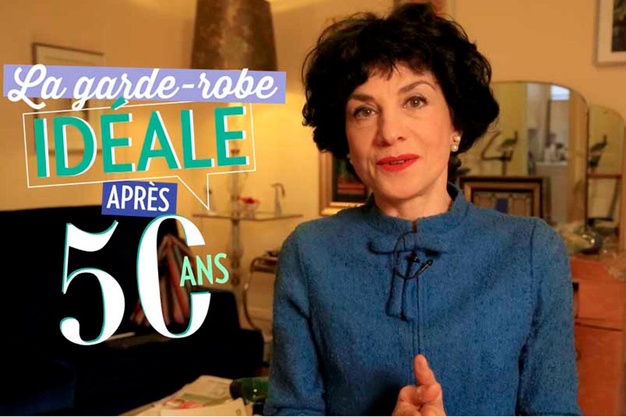 1b9ac9442cd La garde-robe idéale après 50 ans