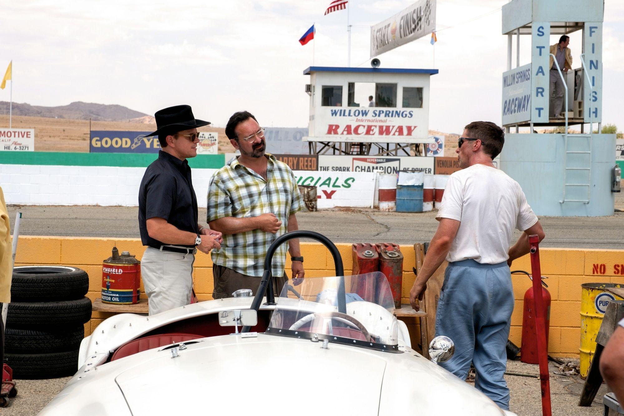 """""""Le Mans 66"""" - James Mangold : """"Ford et Ferrari ont des valeurs et des défauts"""""""