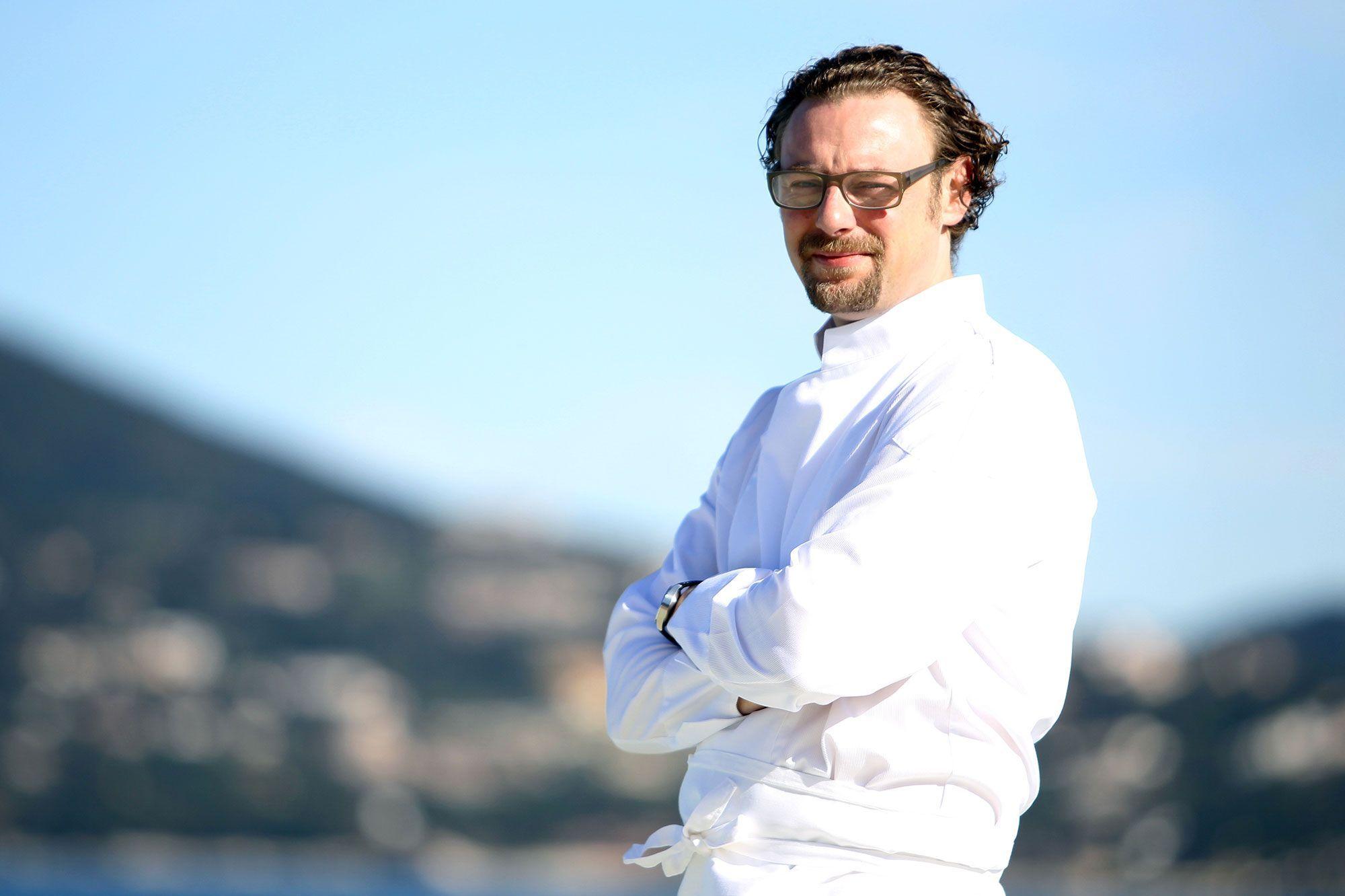 Arnaud Donckele est le chef de l'année pour le Gault et Millau