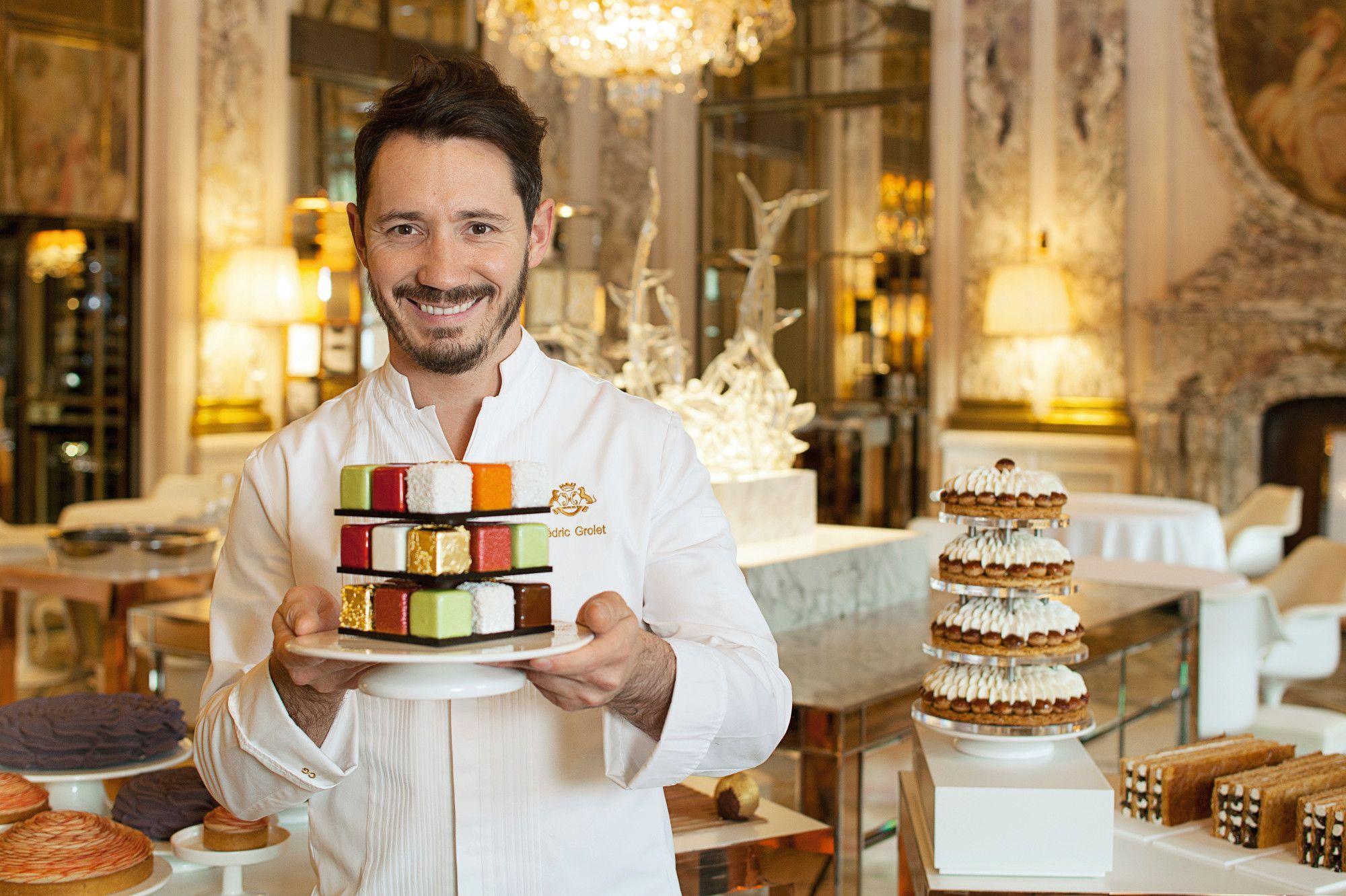 Cédric Grolet, le meilleur pâtissier du monde