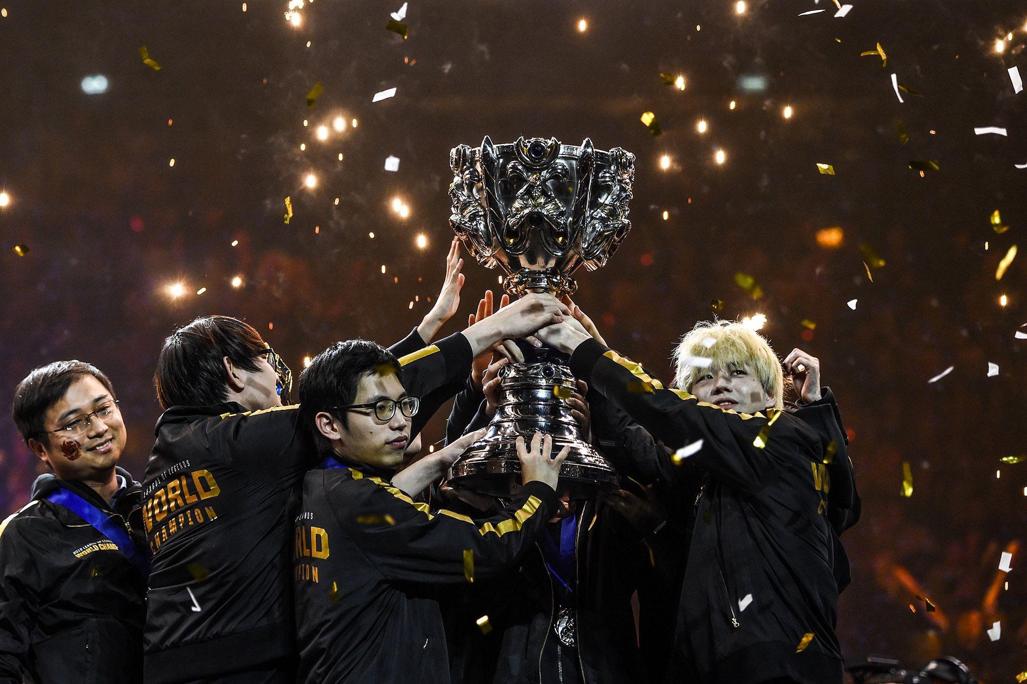 League of Legends : et à la fin, ce sont les Chinois qui gagnent
