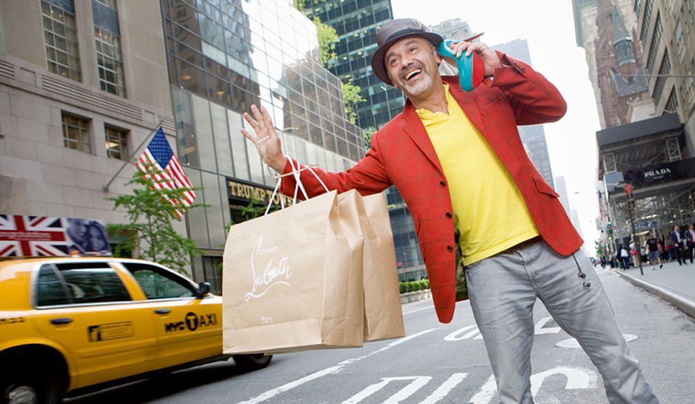 prix louboutin a new york