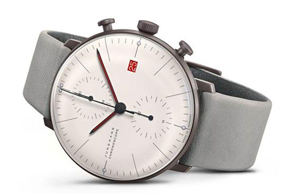 Junghans fête les 100 ans du Bauhaus