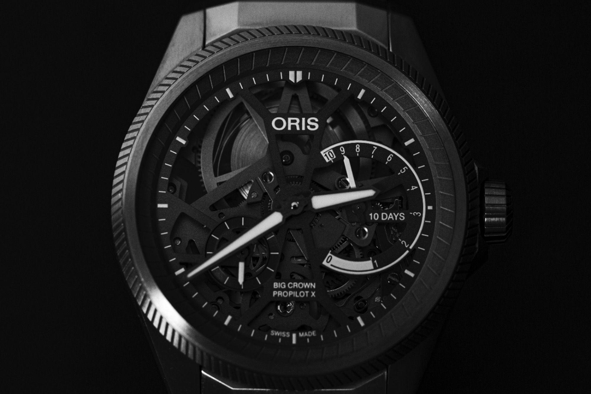 Oris Big Crown ProPilot X Calibre 115 : une montre intemporelle
