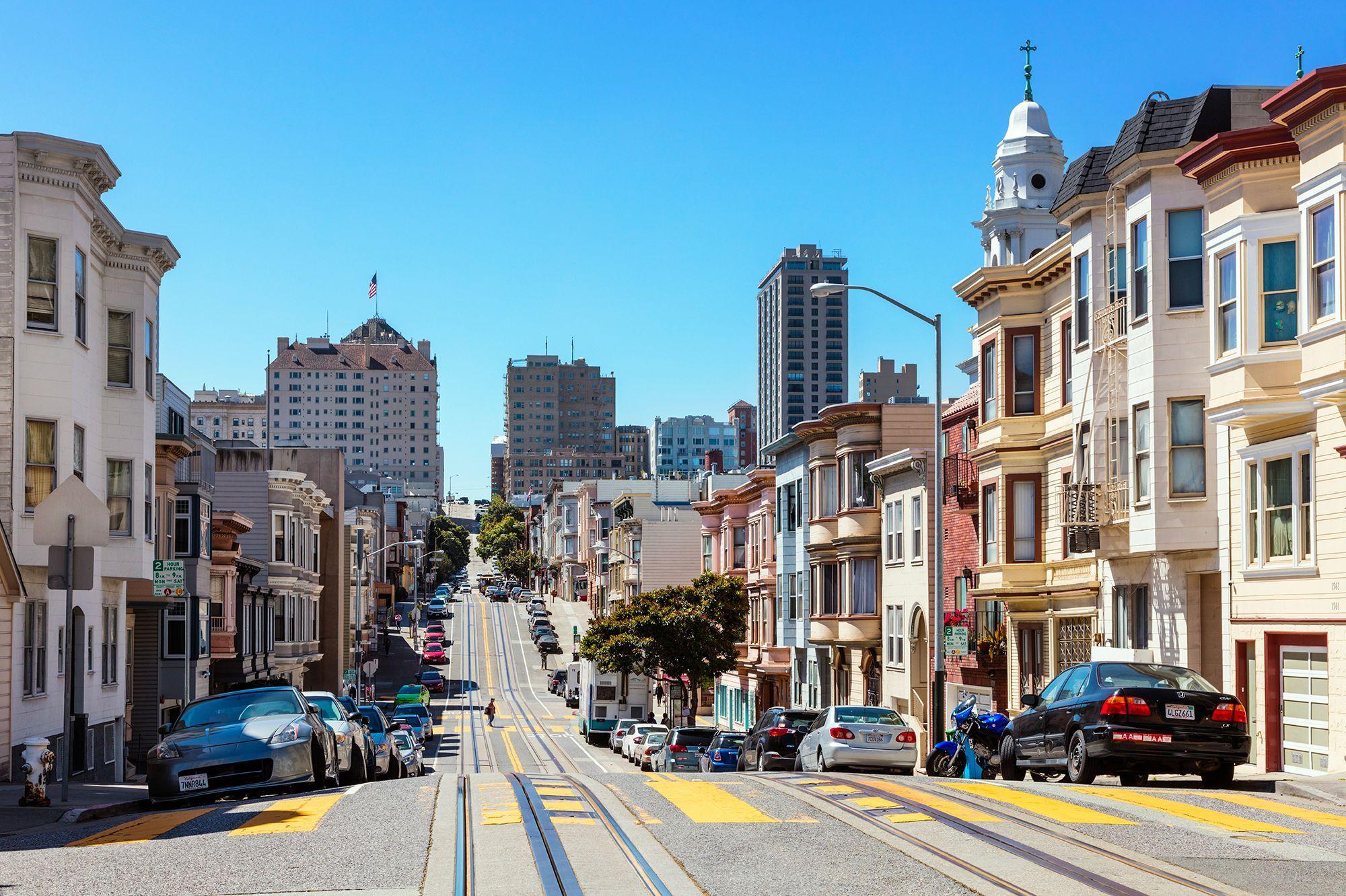 72 heures à San Francisco
