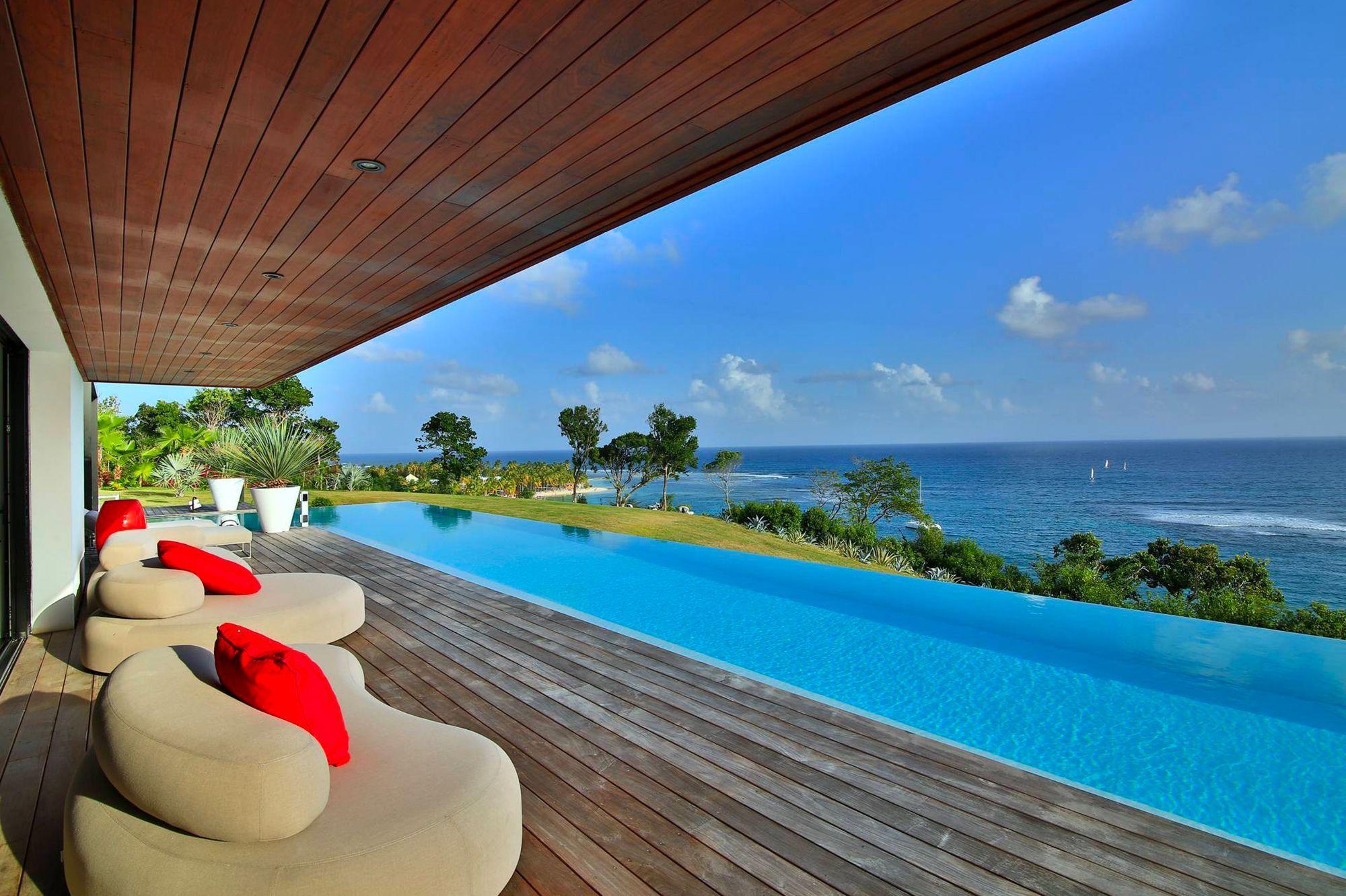 La Toubana, le seul hotel 5 étoiles de la Guadeloupe