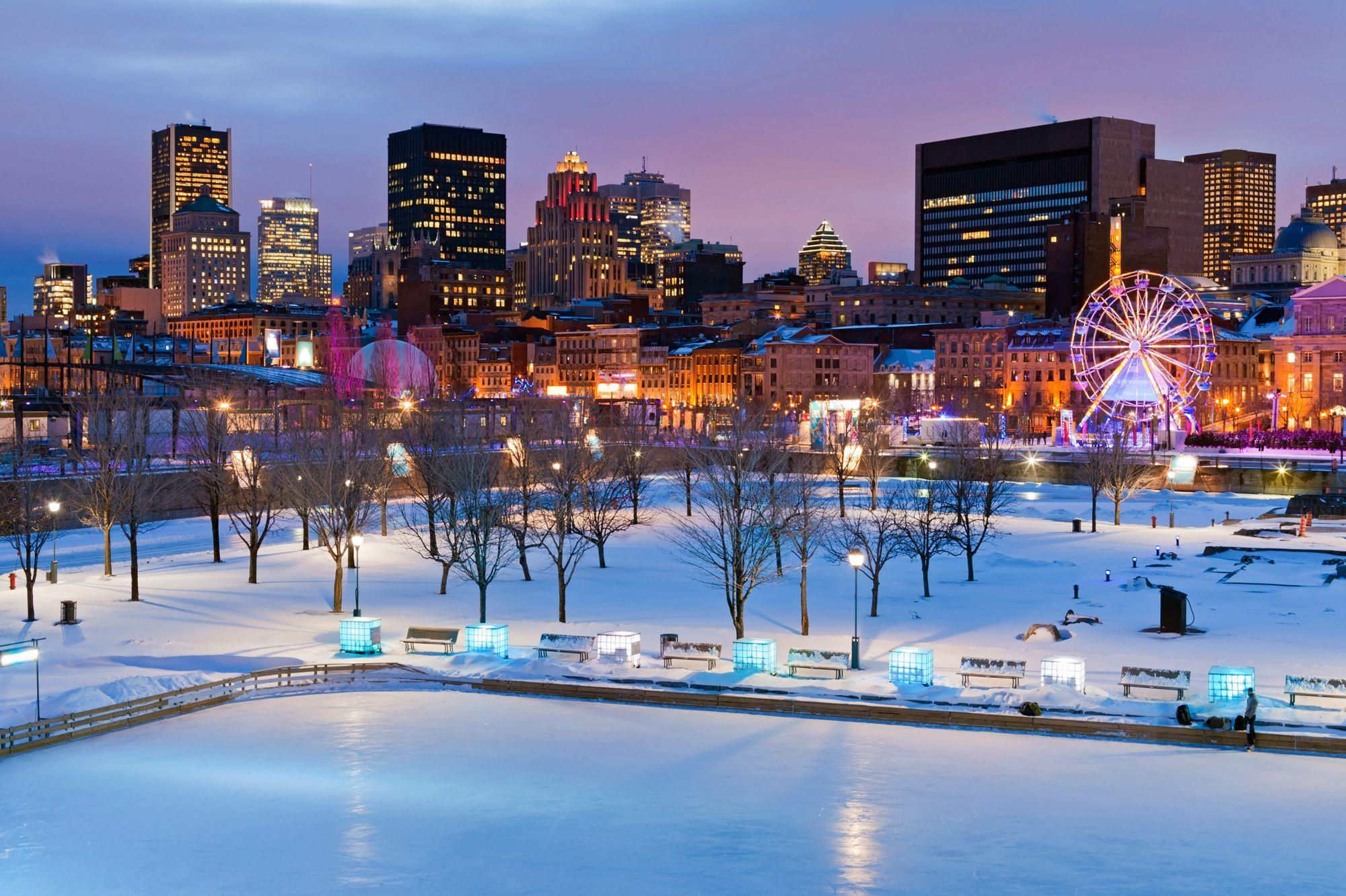 Les 10 Meilleures Choses à Faire à Montréal En Hiver