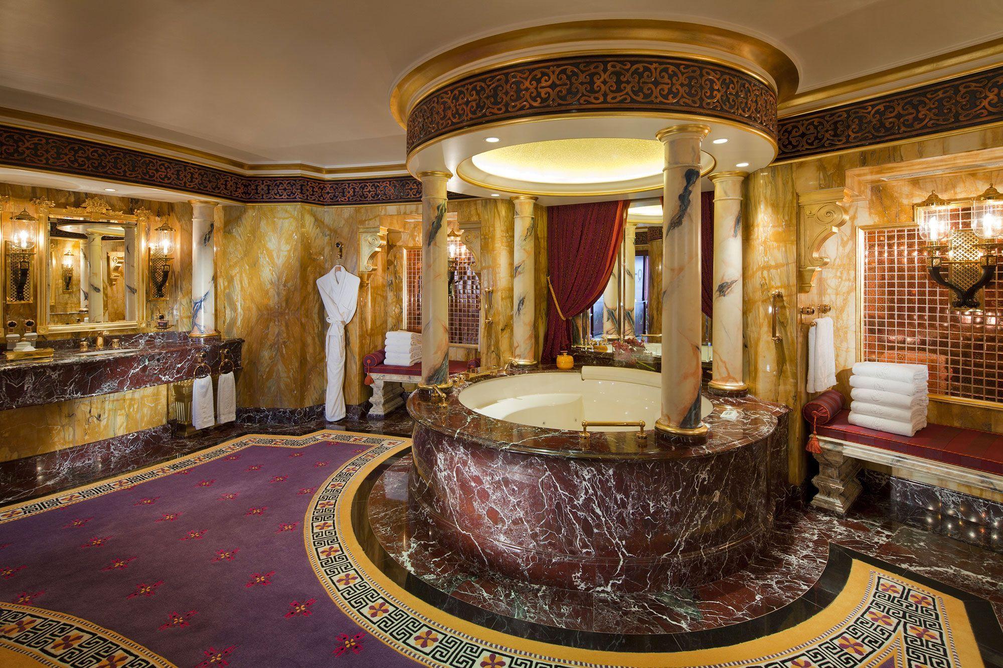 Top 10 : Les plus belles salles de bains d\'hôtels de luxe