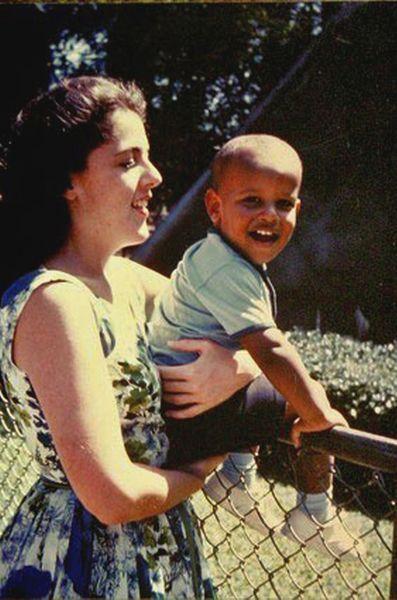 Enfance Barack Obama 8