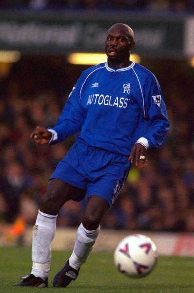 George Weah Chelsea 99 2000