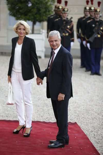 Claude et Véronique Bartolone