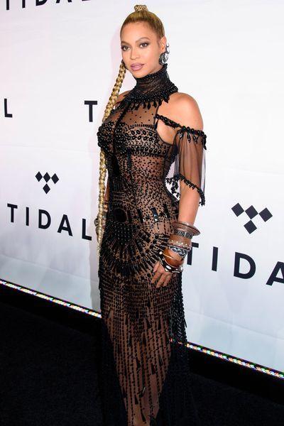 la fiesta Minaj formas Beyoncé de revelan y sus las Nicki para mareas ED2H9IWY