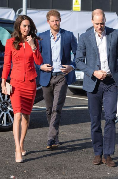 Kate Middleton Le 20 Avril 2017 5