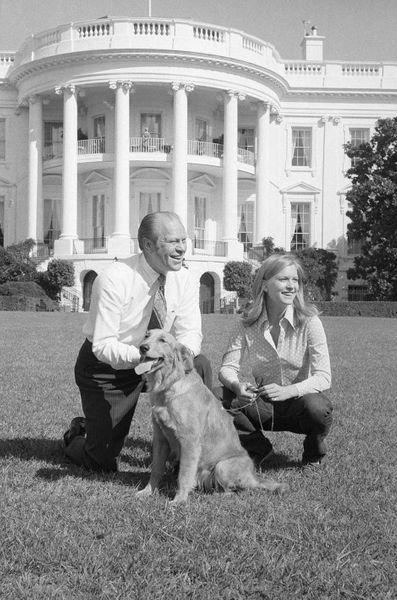 Gerald Ford octobre 1974