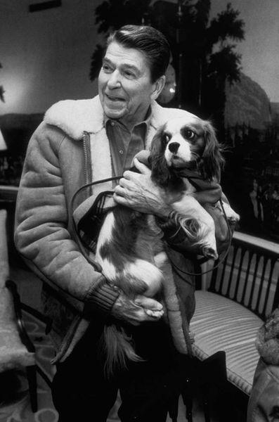 Ronald Reagan 1986