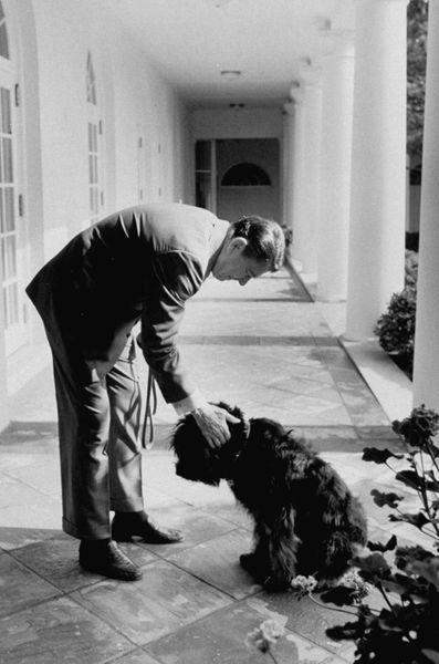 Ronald Reagan Lucky 1986
