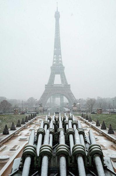 Paris neige 9
