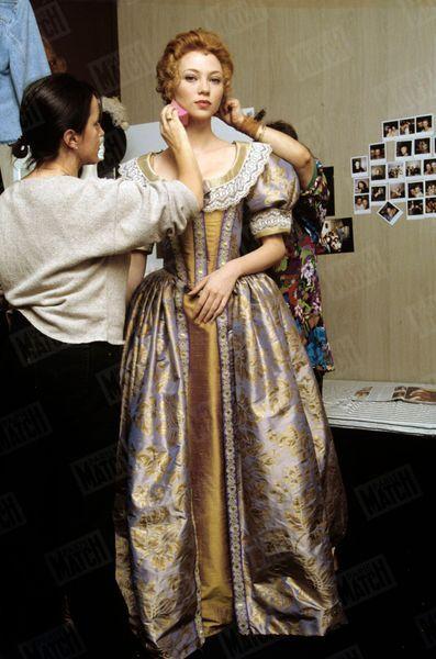 Cécile Bois Jeune Photos 1995 Angélique Marquise Des Anges 17