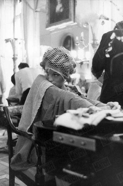 Alain Delon Romy Schneider Photos 1958 Rendez Vous 10
