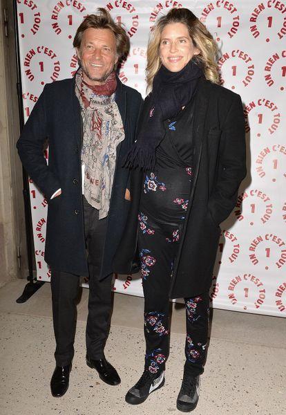 Alice Taglioni Et Laurent Delahousse Futurs Parents Radieux