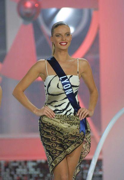 Quand Sylvie Tellier Etait Elue Miss France 2002
