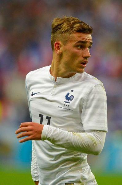Un Joueur Respectueux De Ses Fans Antoine Griezmann Son