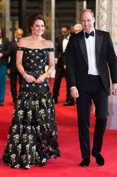 Kate Middleton Le 12 Février 2017 2