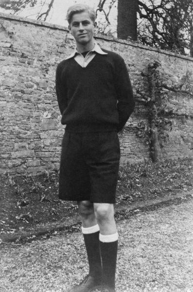 Le Prince Philip D Angleterre Duc D Edimbourg A 95 Ans