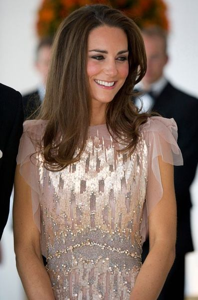 Royal Style \u2013 Kate Middleton , Focus sur les coiffures de