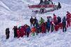L'avalanche à Tignes n'a par miracle fait aucune victime