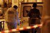 Deux hommes criblés de balles de kalachnikov