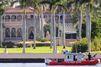 A Mar-a-Lago, sécurité renforcée pour Donald Trump