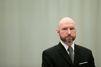 Breivik veut aller devant la Cour européenne des droits de l'Homme