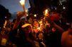 Au Venezuela, des bougies contre Maduro