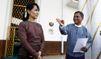Aung San Suu Kyi, l'accord de l'espoir